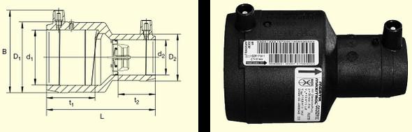 Муфта MR-STOPP d50/40 Typ D