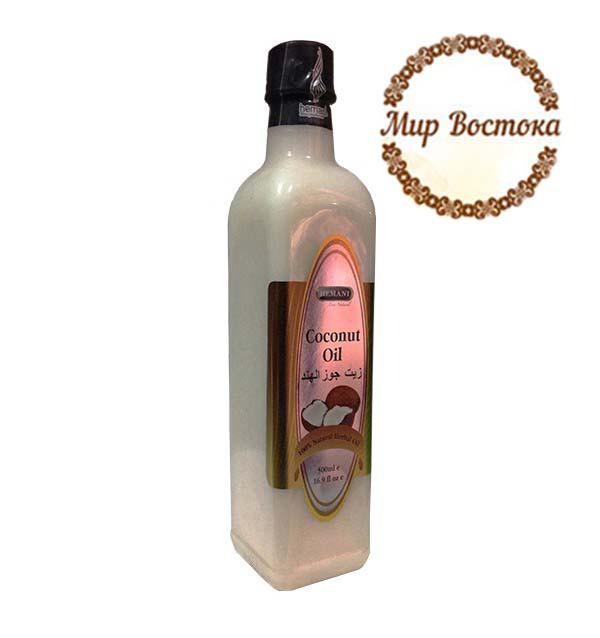 Кокосовое масло HEMANI (500 мл)