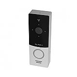 ML-20IP серебро+черный панель вызова с переадресацией на смартфон, фото 2