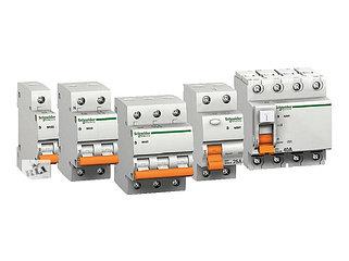 Автоматические выключатели Schneider Electric серии Easy9