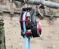 Лебедка LH-7120 BIG BEN® Controlled Safety Pulley SWL 50kg
