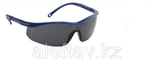 Защитныевысокопрочные очки затемнённые Nautilus