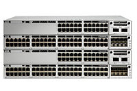 Коммутатор Cisco Catalyst, 48 x GE, Network Advantage C9300-48T-A
