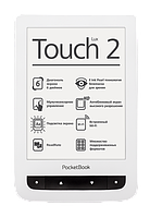 Электронная книга PocketBook 626 Touch Lux 2 white