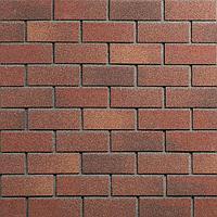Фасадная плитка Hauberk Цвет Терракотовый кирпич, фото 1