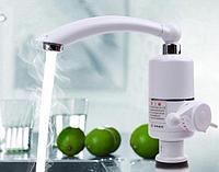 Проточный кран водонагреватель