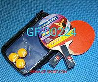 Ракетки для настольного тенниса (комплект) 00224