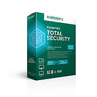 Kaspersky Total Security Базовая (Base) 2 года