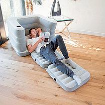 Надувное кресло-кровать трансформер Bestway 75065 доставка, фото 3