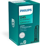 Ксеноновая лампа Philips X-Treme Vision D4S Gen2, фото 1