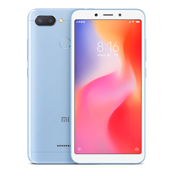 Xiaomi Redmi 6 32gb  Mix