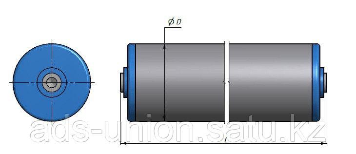 Ролик конвейерный (изготовление), фото 2