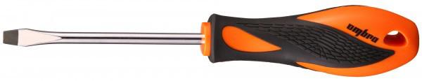 Отвертка стержневая шлицевая BASIC, SL4х100 мм (504100)