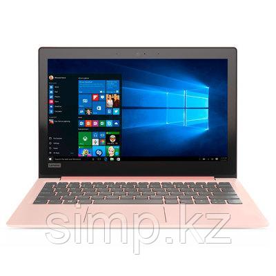 Ноутбук Lenovo IP 120S 11,6'HD/Celeron N3350/32Gb SSD/2Gb/Win10/Pink