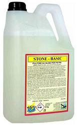 Щелочной очиститель для неделикатного известняка Chem-Italia Stone Basic