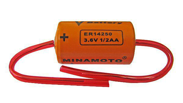 Литиевый элемент питания MINAMOTO ER14250 1 2AA
