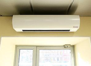 Воздушно-тепловая завеса Тепломаш КЭВ-9П3032E Оптима (метровая; с электрическим нагревателем), фото 2