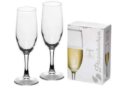 Бокал для шампанского Pasabahce Classique 250 мл (2 шт)