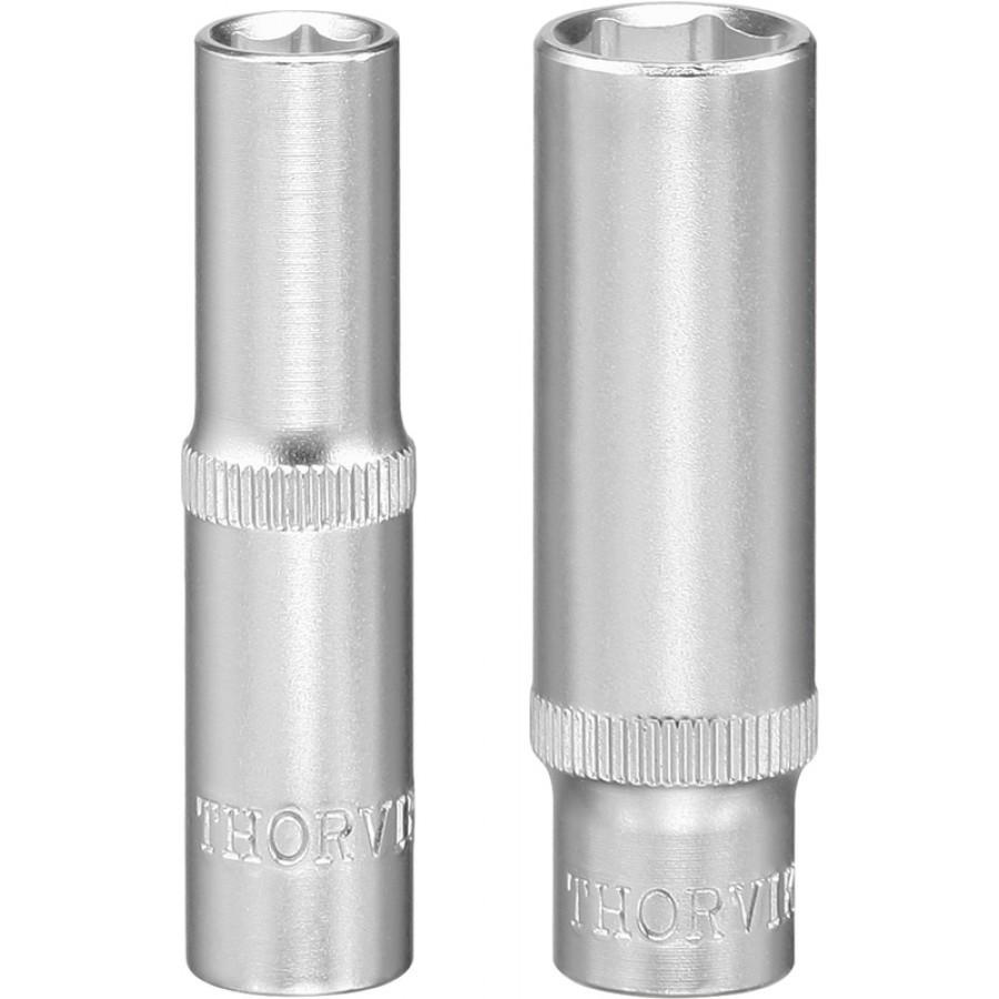 """Головка торцевая глубокая 1/4""""DR, 8 мм (FS11408)"""