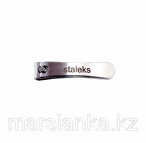 KBC-10 Книпсер для ногтей (малый) Staleks, фото 2