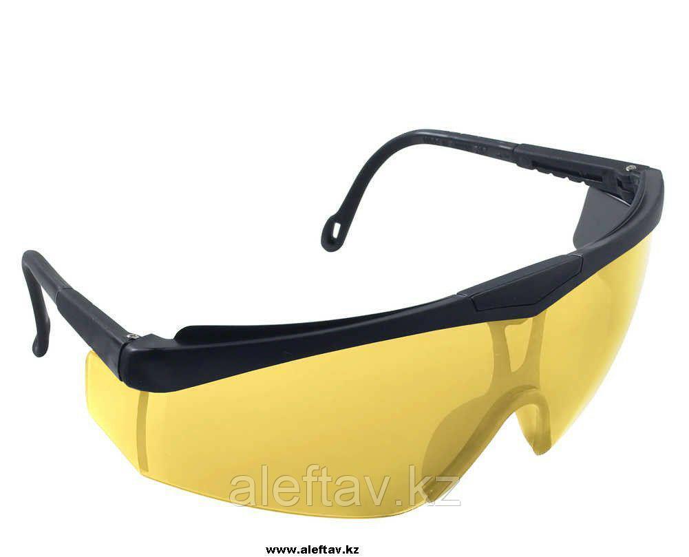 Защитныевысокопрочные очки Amber Nautilus