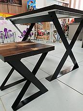 "Стол в стиле Loft ""Z"", фото 3"
