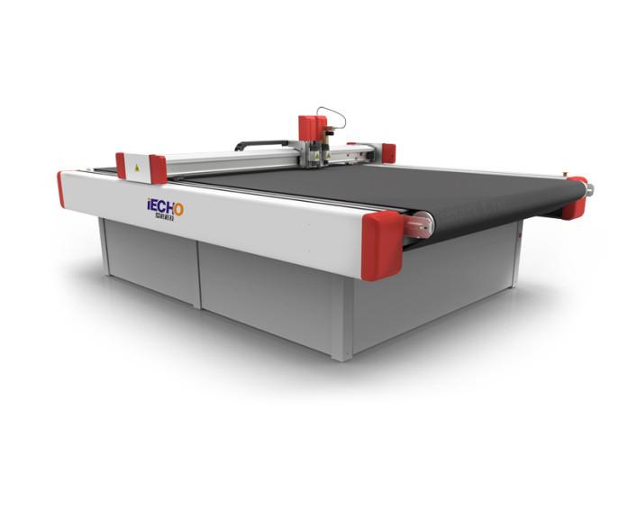 Планшетный плоттер-раскройщик IECHO BK