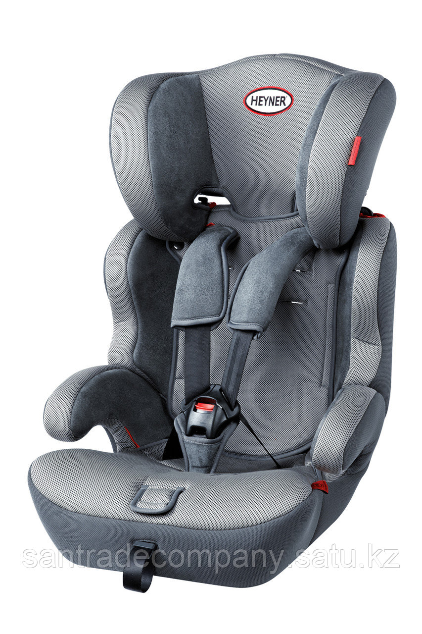 Автокресла Heyner MultiProtect AERO(1,2,3)Koala Grey