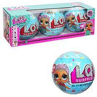 Кукла LOL Surprise 3 штуки в упаковке