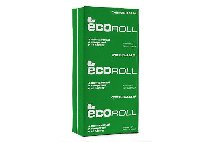 Упаковка теплоизоляции Knauf Экоролл TS 040 1000x610x50 10шт, фото 2