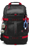 Рюкзак HP HP 15.6 Odyssey Blk Rd Backpack