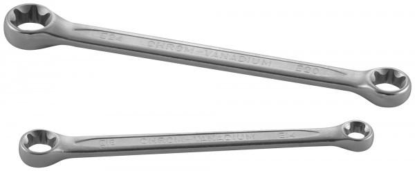 W292024 Ключ гаечный накидной, внешний TORX, E20xE24