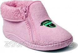 Детские ботинки на молнии