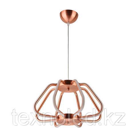 Люстра Led ELECTRA-38W  4000K copper