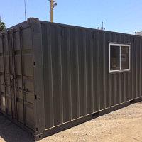 Мобильный дом из контейнеров, фото 1