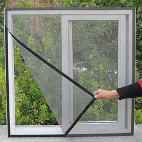 Крепежная лента липучка Hook & Loop на клеевой основе 50mm (25 метров в рулоне), фото 2