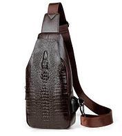 0012183dc837 Мужские сумки через плечо в Казахстане. Сравнить цены, купить ...