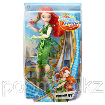 Кукла Super Hero Girls - Poison Ivy (Ядовитый Плющ)