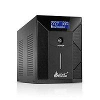 Источник питания SVC V-2000-F-LCD 2000ВА (1200W), фото 1
