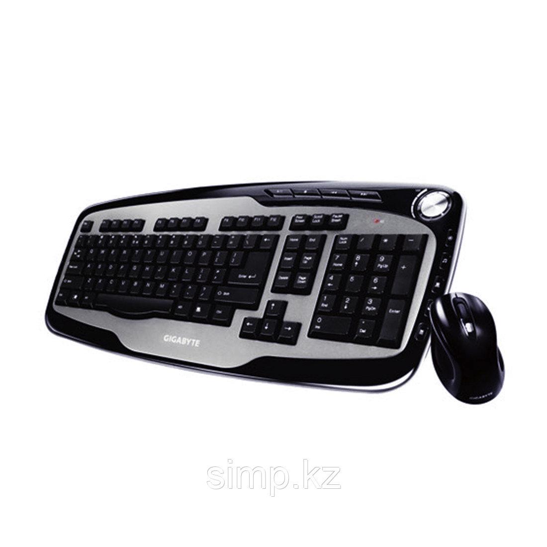 Комплект Клавиатура + Мышь Gigabyte GK-KM7600