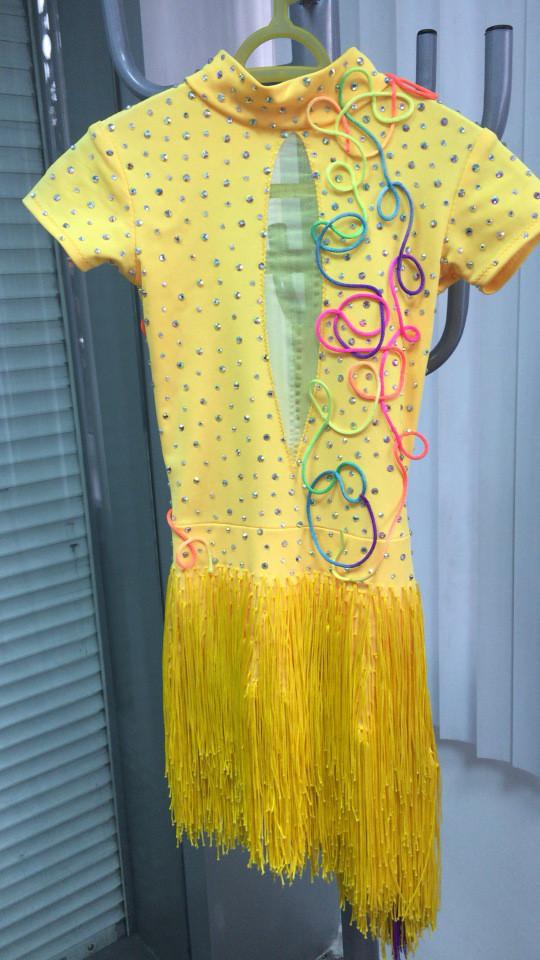 Рейтинговое бальное платье