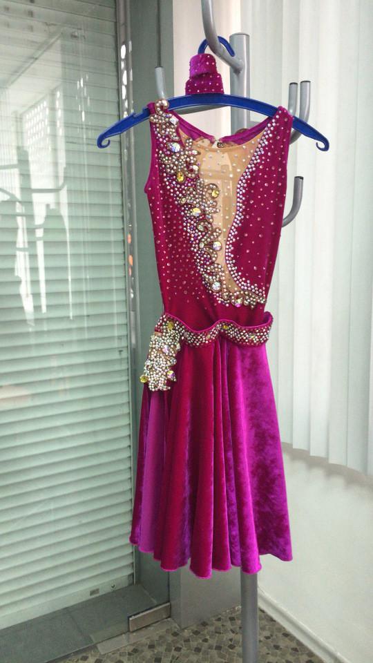 Платье для танцев (Бальное)
