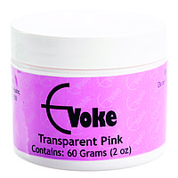 Evoke Transparent pink 60g