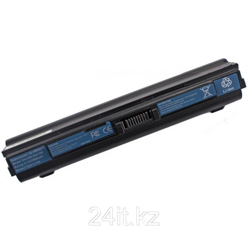 Аккумулятор для ноутбука Acer AC1810T (H) 11,1 В/ 7800 мАч, увеличенная емкость, черный