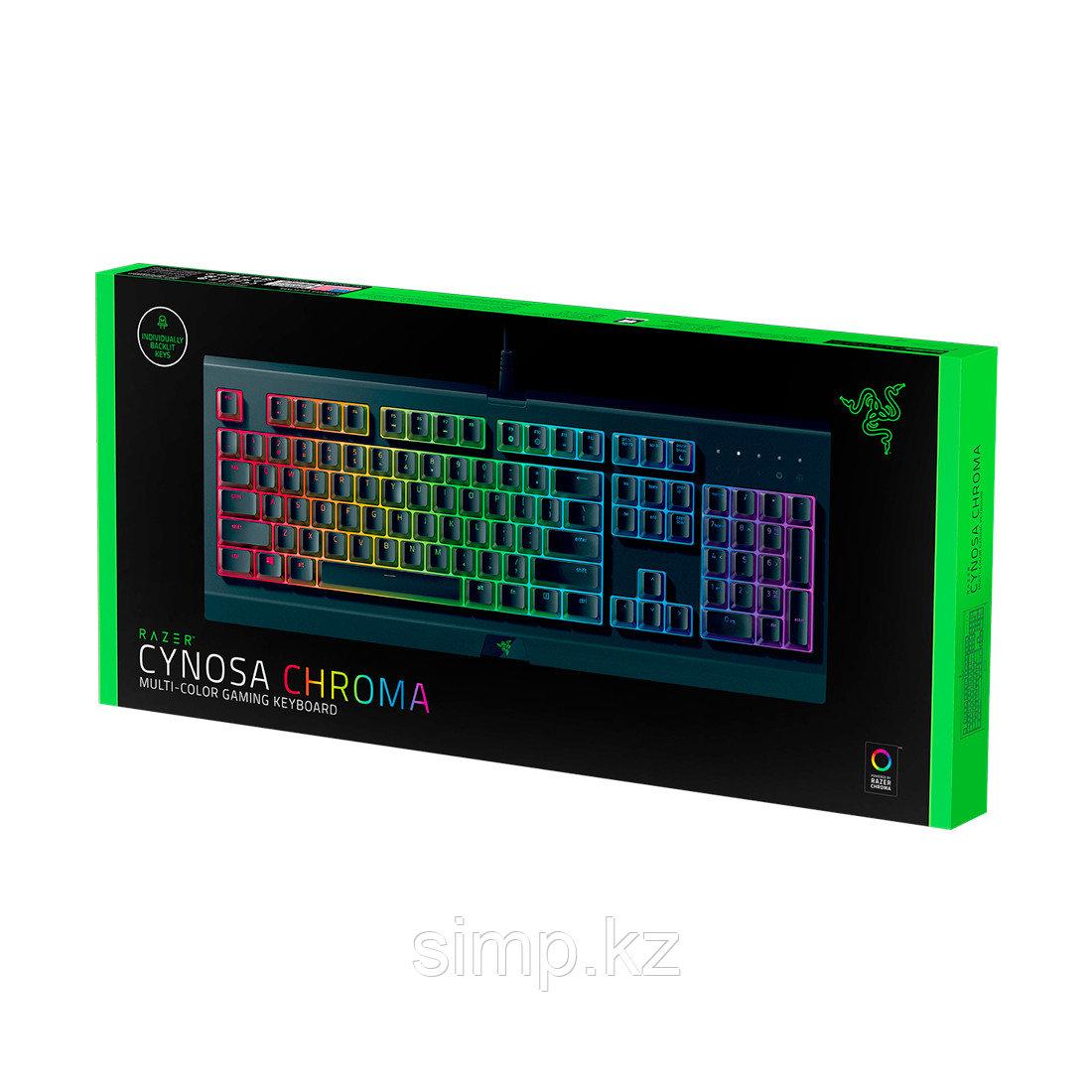 Клавиатура Razer Cynosa Chroma