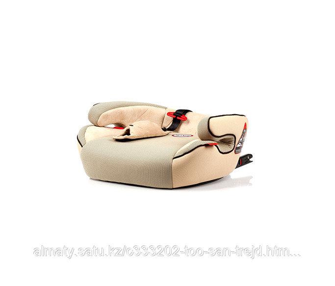 Бустер SafeUp Fix Comfort XL(2,3) Summer Beige