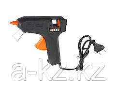 Клеевой пистолет DEXX 06803-40-11, термоклеящий электрический, 40 Вт/220 В, 11 мм