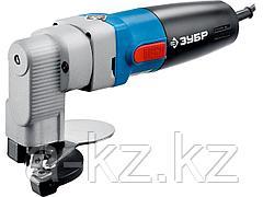 Ножницы листовые электрические, ЗУБР, радиус поворота 40мм, до 2.5мм,1800об/мин, 500Вт ЗНЛ-500