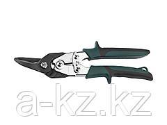 Ножницы по металлу ручные KRAFTOOL 2324-L_z01, UNIVERSAL, Cr-Mo, левый рез, 260 мм