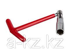 Ключ свечной STAYER с шарниром, 21мм, 2750-21